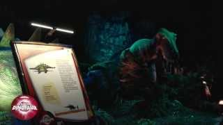 Шоу динозавров в Киеве на ВДНХ с 10сентября по 13октября