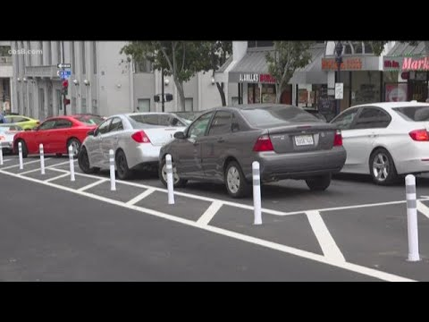 New bike lanes in downtown San Diego increase safety and cause confusion