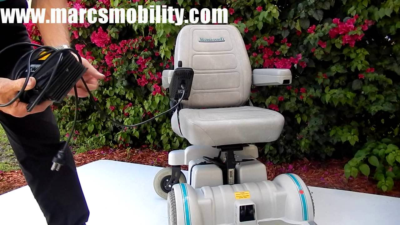 Hover Round Chairs Hoveround Mpv4 Power Chair Used Wheelchairs Tan