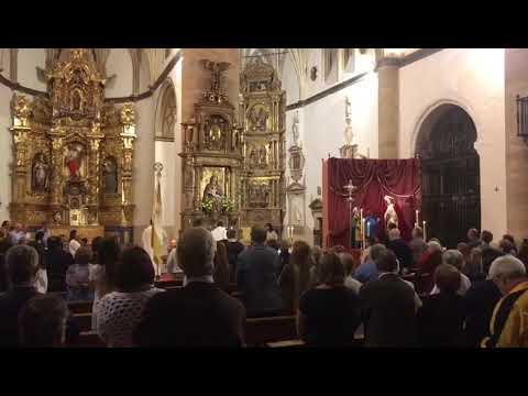 Canto De Entrada - Triduo Virgen De La Saleta - Zamora 2017