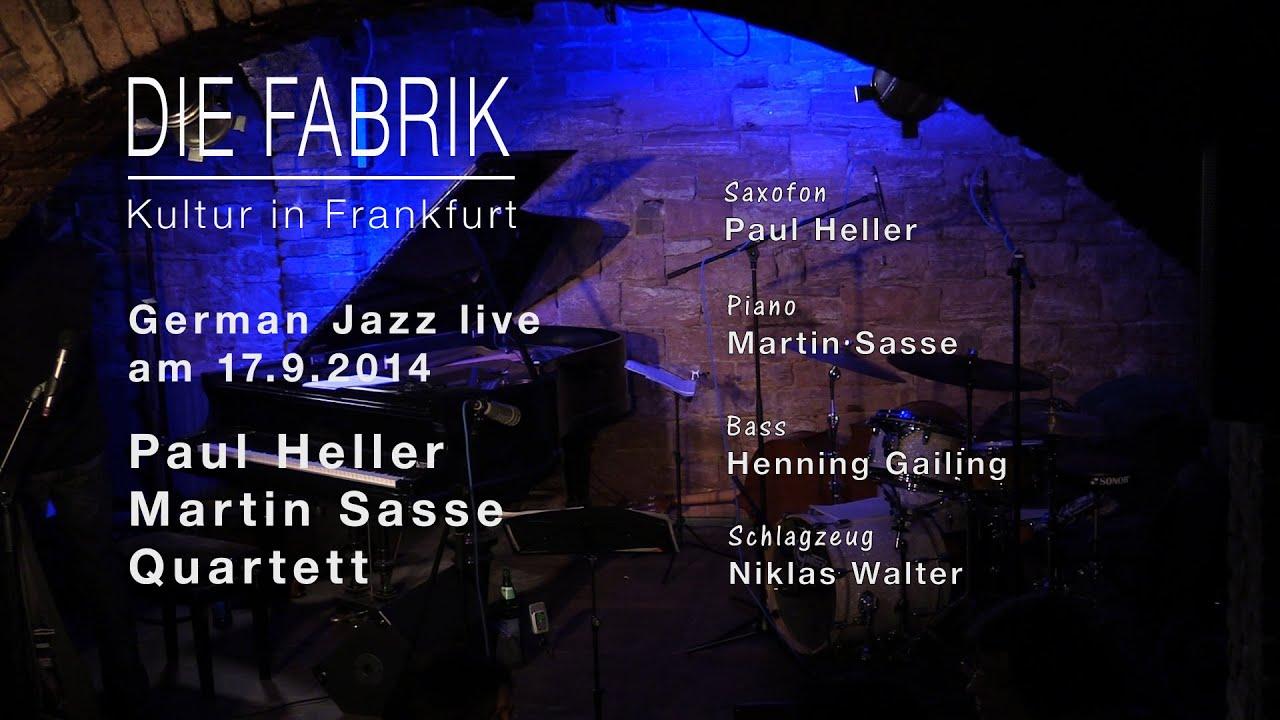Download Romanshorn -- Paul Heller - Martin Sasse - Quartett