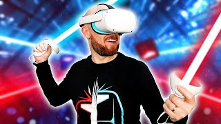 Beat Saber's Multiplayer Update Is HERE