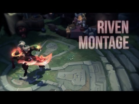 Diamond Riven Montage by WifeSteal