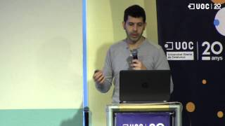 UOC Research Showcase 2015 - Jordi Casas