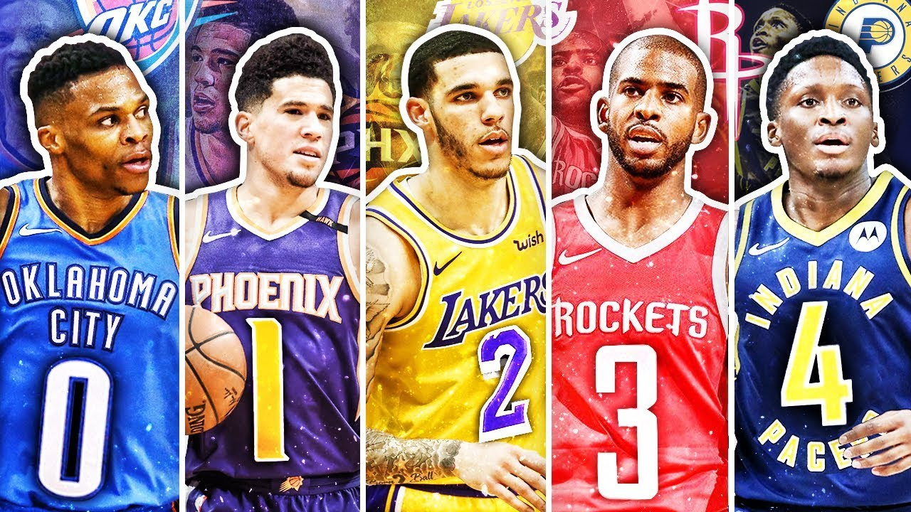 e8e3ded0d8d BEST NBA PLAYER FROM EACH JERSEY NUMBER IN 2019 - YouTube