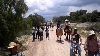 Cavalgata Salitrillo Chinampas 2015