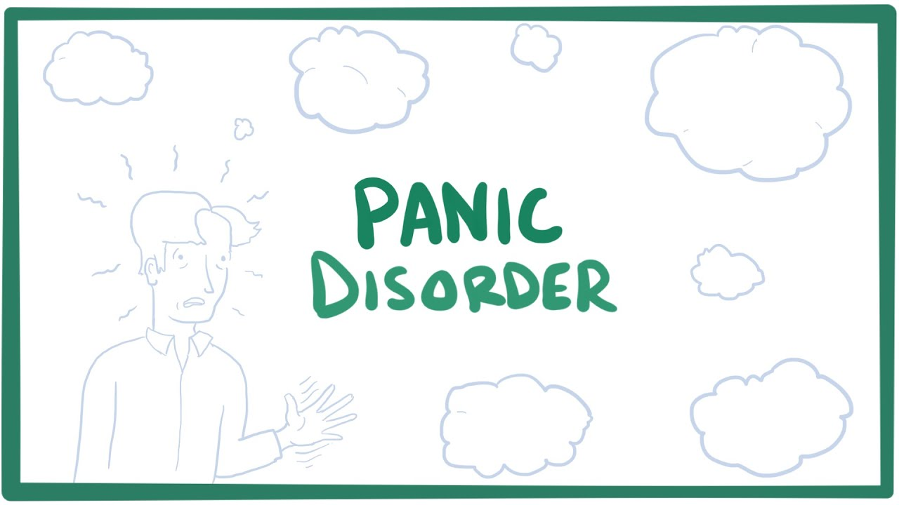panic disorder Panic disorder is a common and treatable disorder.