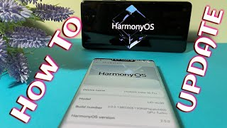 Harmony OS - How to Update Your Huawei Phone!