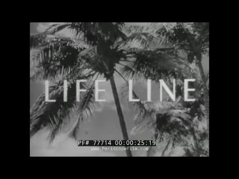 RESTRICTED WAR FILM #10  INVASION OF RENDOVA  WWII MEDICAL CARE 77714