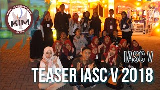 TEASER IASC V (Innovationn of Animal Science Competition)