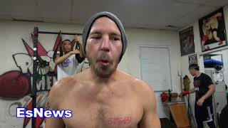 Jermall Charlo vs Gennady Golovkin Trainer Breaks It Down EsNews Boxing
