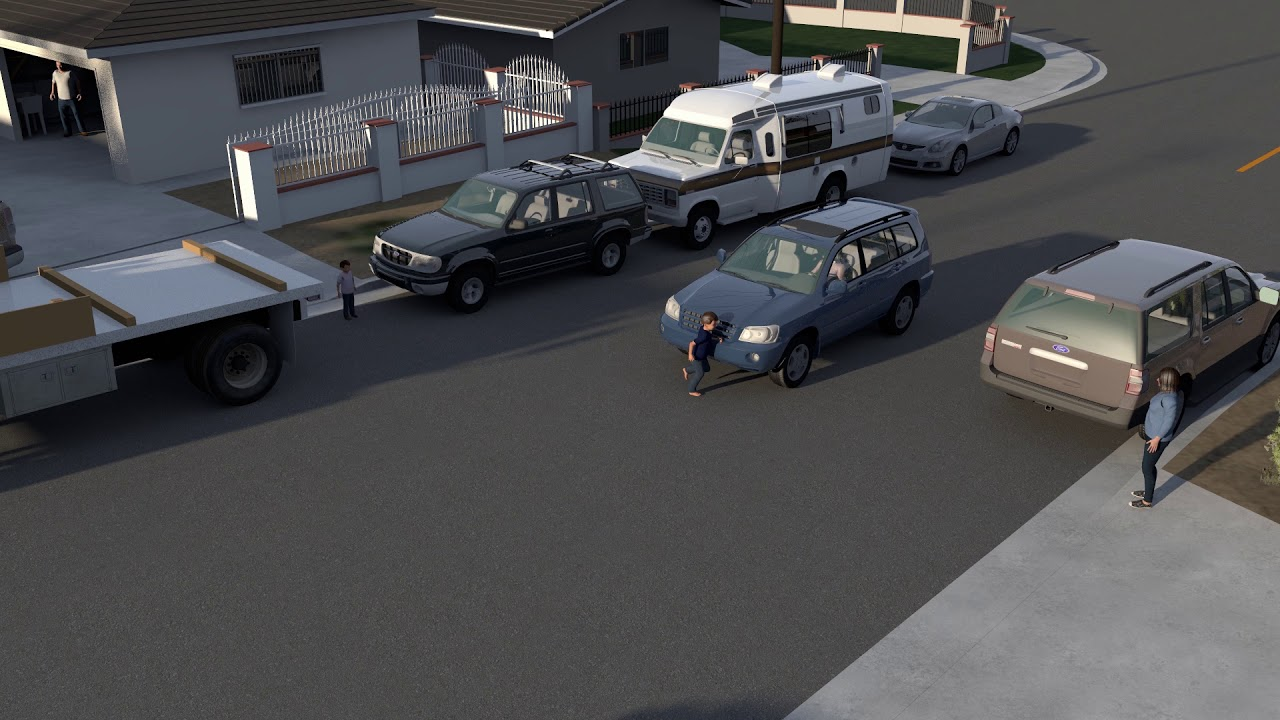 Accident Reconstruction Analysis - YouTube