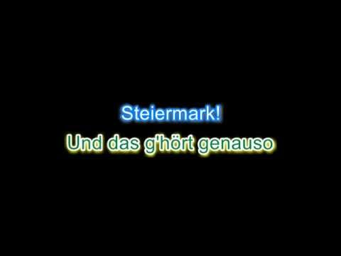 "STS - ""Steiermark"" Karaoke Version"