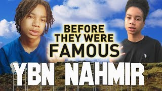 YBN NAHMIR - Before They Were Famous - Rubbin Off The Paint / Soundcloud Rapper