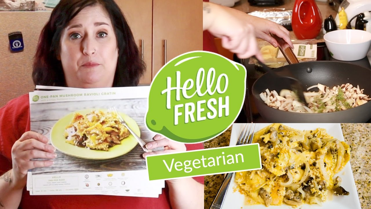Everything about Hello Fresh Vegetarian Recipes