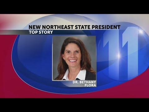 Dr. Bethany Flora named new Northeast State Community College president
