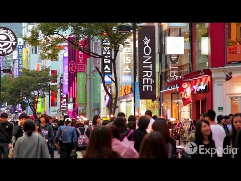 Myeong Dong: A South Korea Tourist Attraction