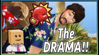 EARLY LOOK: Sims 4 Life's Drama Mod by Sacrificial!
