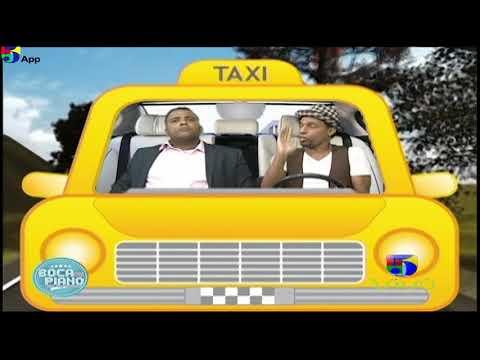 Picante Entrevista a John Berry en El Taxi Chismoso De Boca De Piano