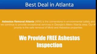 Best Asbestos Removal Atlanta