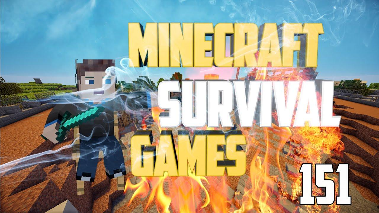 Minecraft Survival Games 151 : Predictable! - YouTube