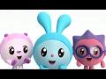Цветное и бесцветное - МАЛЫШАРИКИ: Умные песенки - теремок тв: песенки для детей
