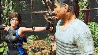 Random Gameplay - Shadow of the Tomb Raider Brutal/Stealth Kills Montage