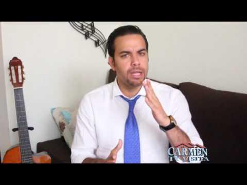 Carmen Te Visita   Entrevista Juan Santos