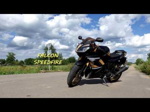 FALCON SPEEDFIRE.плюсы,минусы,обзор ,тест драйв китайского мотоцикла.