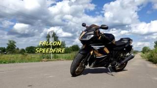 мотоцикл Falcon Speedfire 250   Видео Обзор  Обзор от Mototek