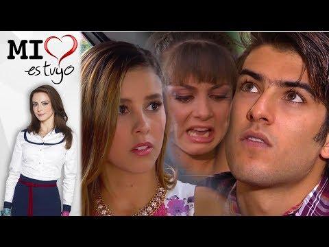 ¿Descubrirá Fanny el secreto de León? | Mi corazón es tuyo - Televisa