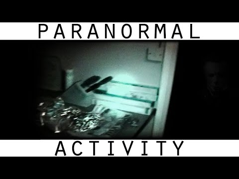 REAL Poltergeist Footage Caught On 3 Video Cameras. Camera ...