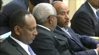 Ethiopian PM Desalegn embarks on two day visit to region (credit: REUTERS)
