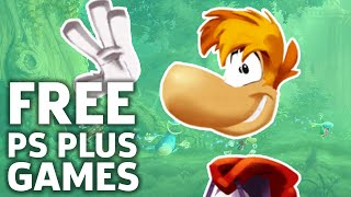 Free Ps4/ps3/vita Playstation Plus Games For May 2018 Revealed