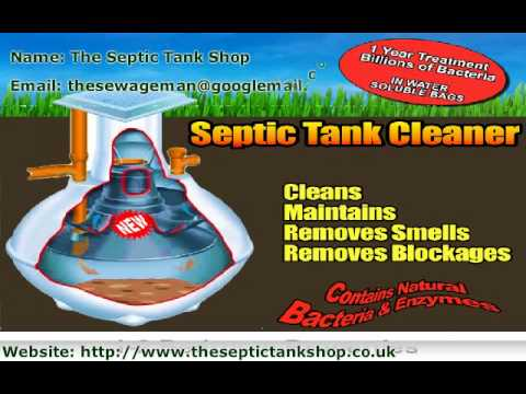 Septic Tank Enzymes in Massillon