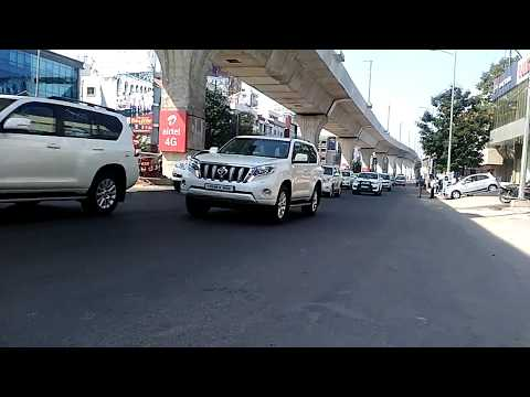 Telangana CM New Convoy, Tightest security in the country ever, Must Watch, CM KCR  CONVOY