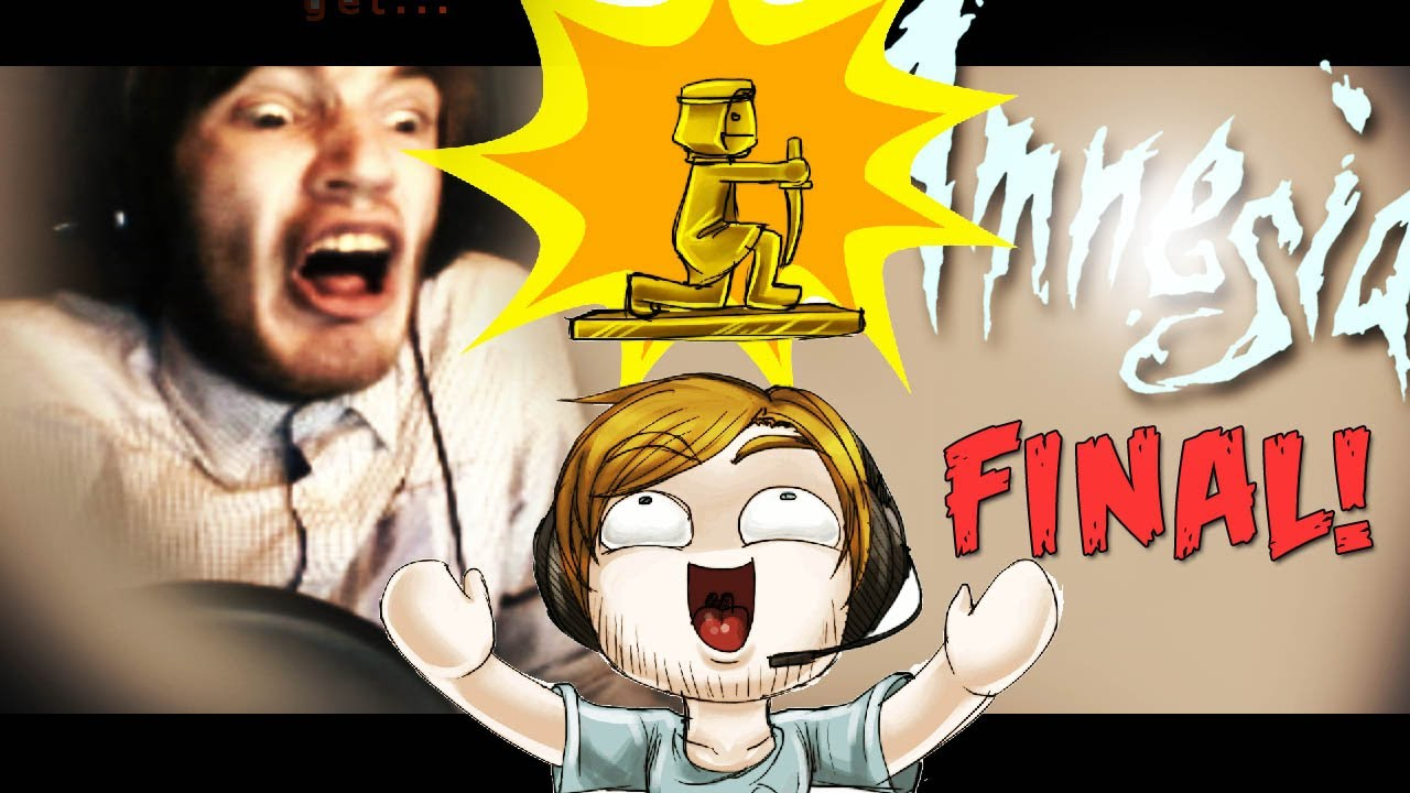 FINDING STEPHANO!!! - Amnesia: Part 3 - PewDiePie's ...