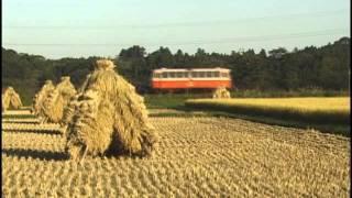 南部縦貫鉄道 七戸-盛田牧場前 レールバス