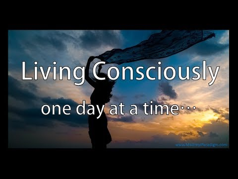 Five Simple and Essential Tips for Conscious Living