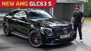 Mr AMG on the GLC63 S Coupé! As Good as a C63?!