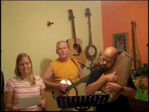 """Anchored in Love"" Play and sing-along hymn #16 Autoharp & Guitar"