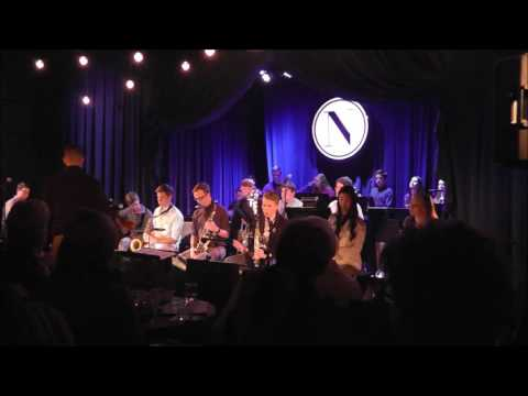 Johnston Jazz Syndicate at Noce 4 26 17