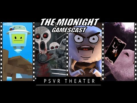 PSVR Theater | Vacation Simulator | Atomic Heart | Accounting+ | Wretched