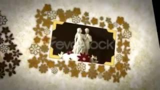 Слайд шоу - Свадебный 6-ти страничный альбом