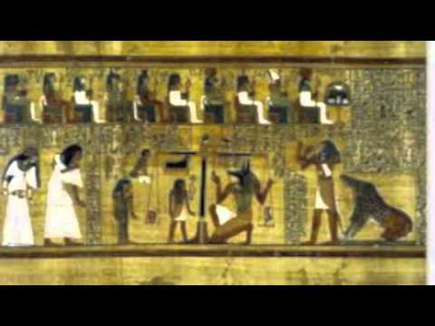Egyptian Book Of The Dead-Audiobook
