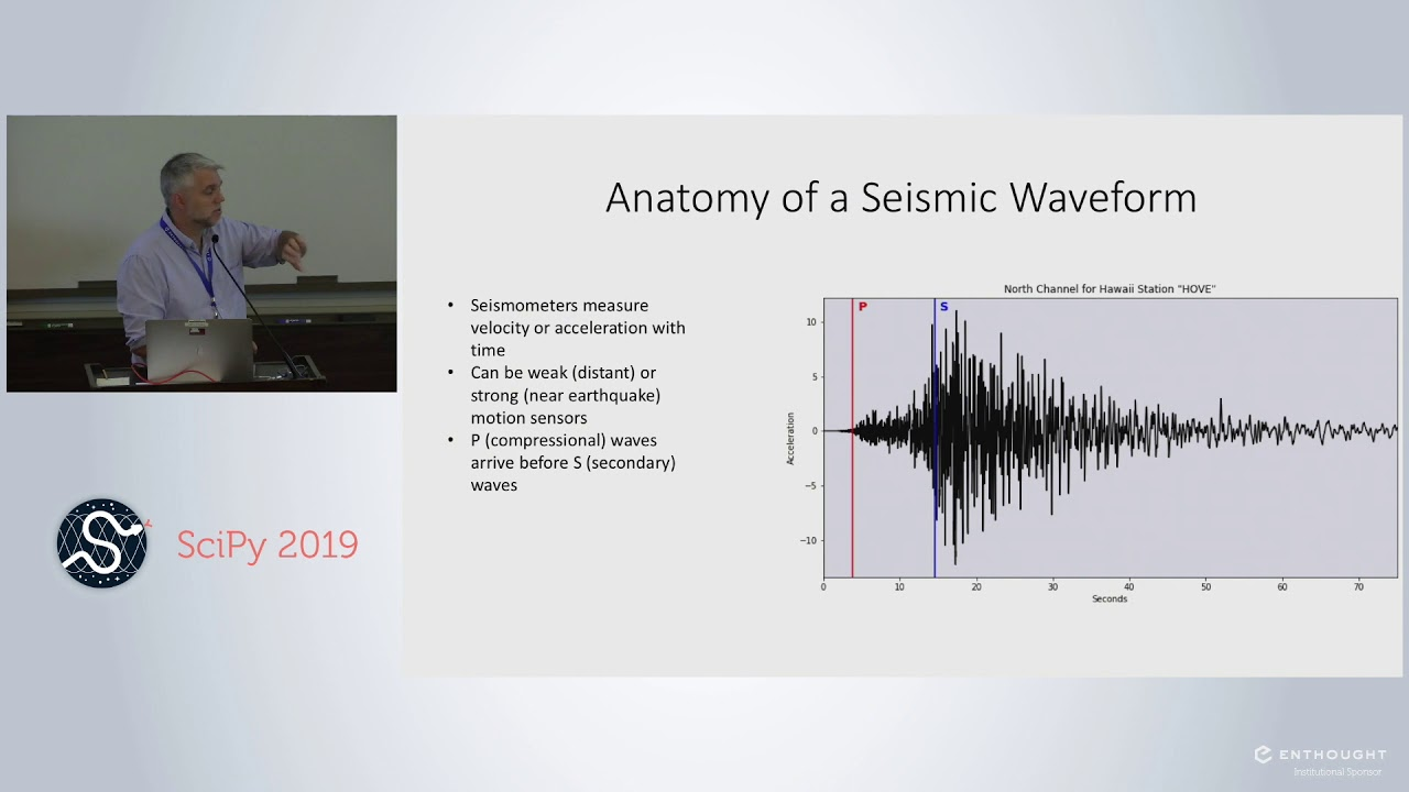 Image from Python in Seismology at the National Earthquake Information Center: APIs and Applications