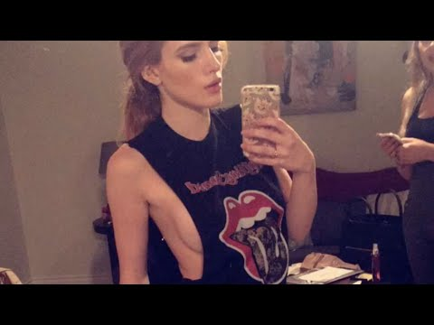Bella Thorne | Snapchat Videos | August 19th 2016