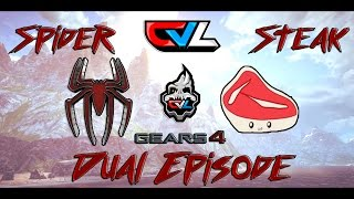 DvL Spider & DvL Steak - GoW4 Dual Episode (Edited by DvL Spider)