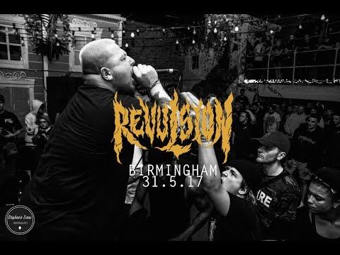 Revulsion -  BIRMINGHAM - FULL SET - Mama Roux - 31.5.17
