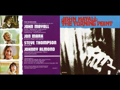 John Mayall - The Turning Point_3 - I'm Gonna Fight for You J. B.